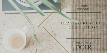 Bonus Episode: Craving Real Life Connection